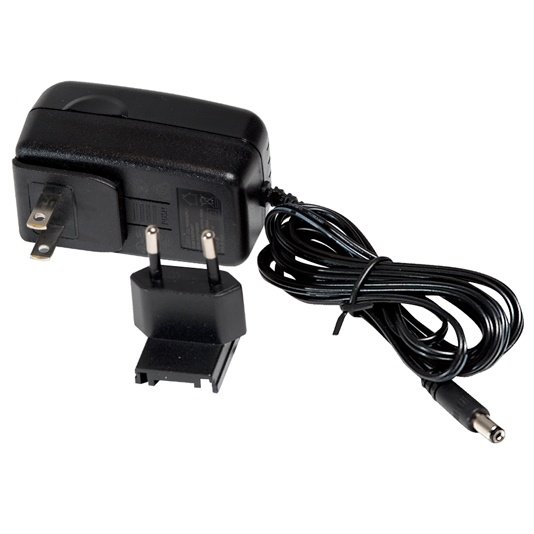 Battery Charger System 110-220 Switchable Adapter