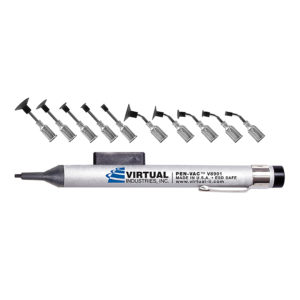 ESD Safe  Nepenthe Pen-Vac 2A Vacuum Pick Up Pen