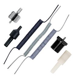 ESD Safe Hoses, Adaptors & Filters